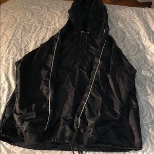 fashion nova black suit set